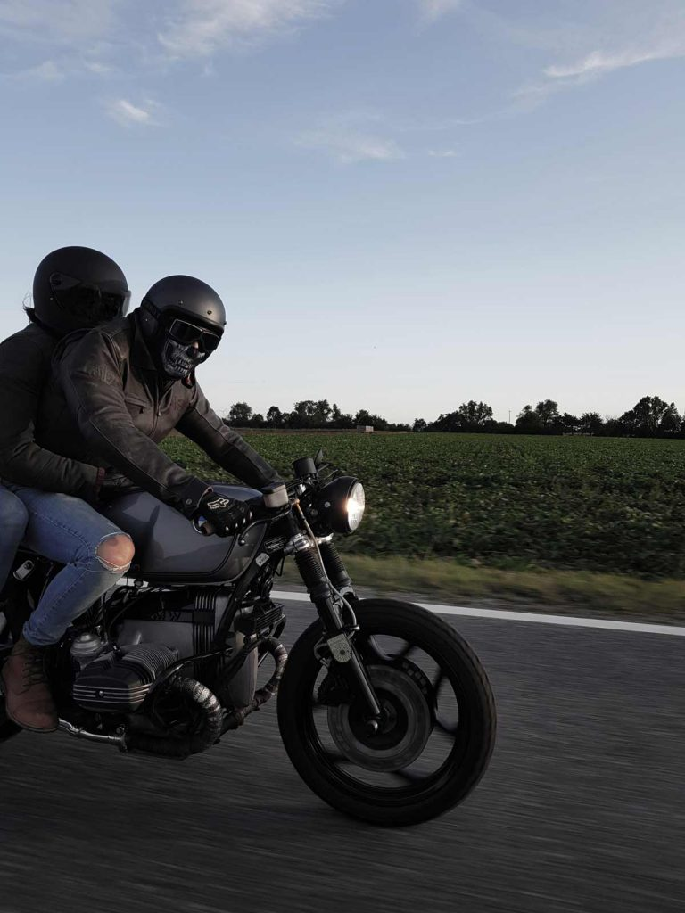 BMW Cafe Racer Two seater