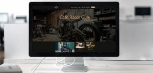Top 10 cafe racer website | Our site features in the top 10!
