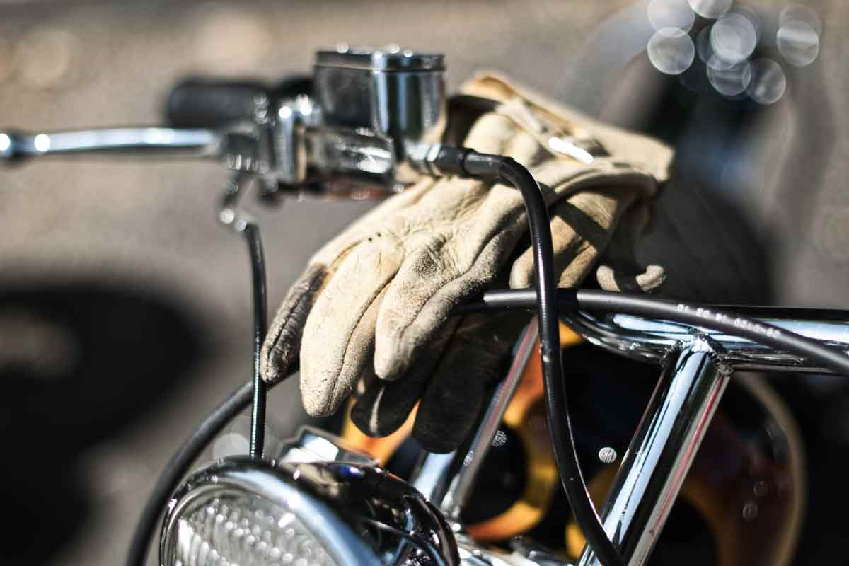 best gloves cafe racer motorcycle gloves