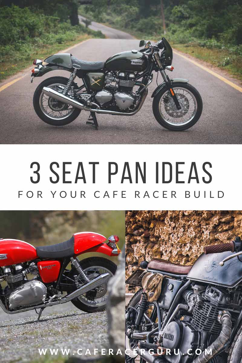 cafe racer seat pan