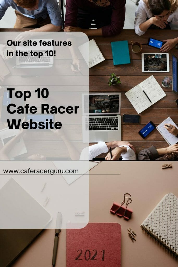 Top 10 Cafe Racer Website 2021