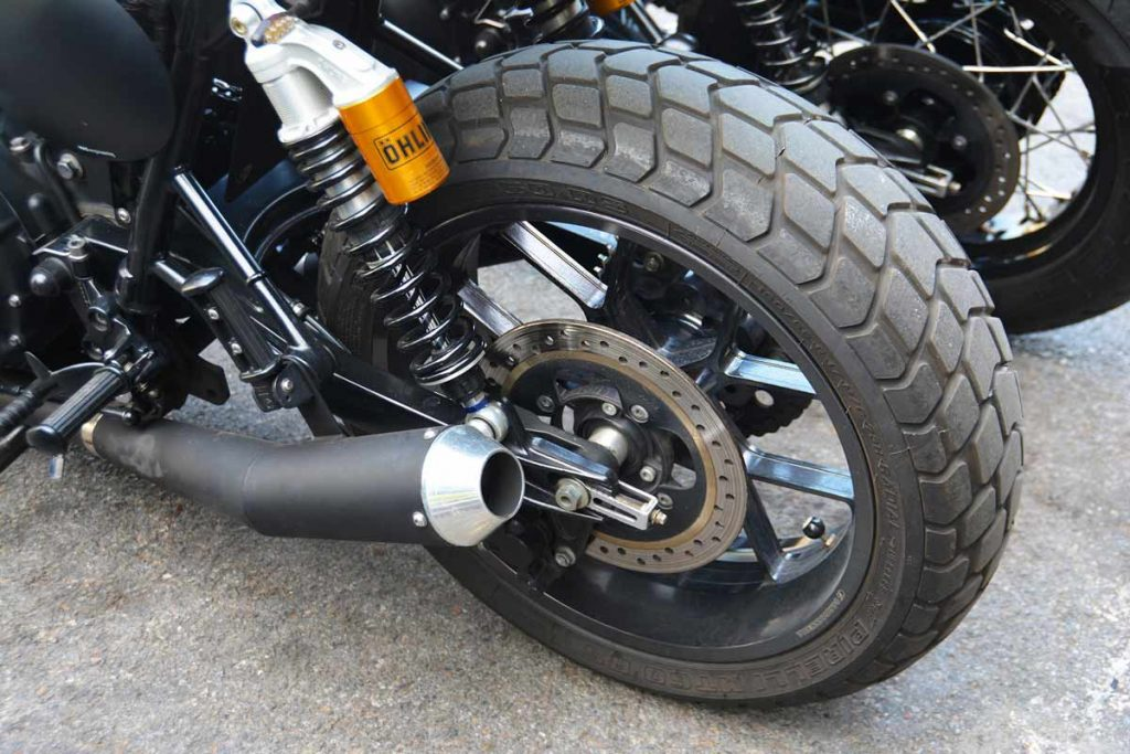 HEre we got our article about: What type of tyres