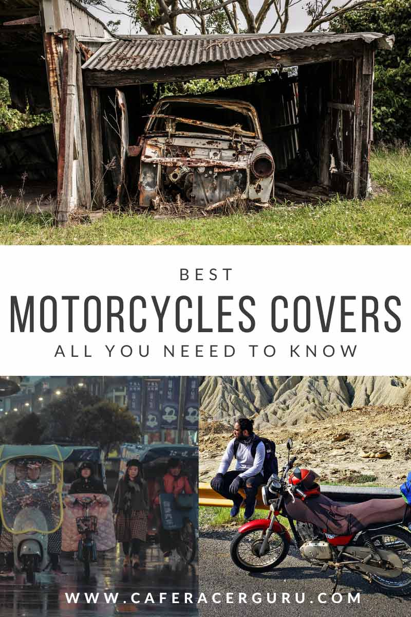 All You Need To Know About Motorcycles Covers