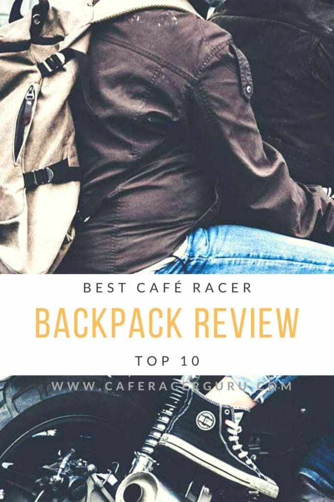 Best Cafe Racer Backpack Review