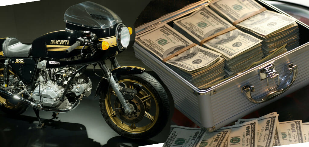 Can You Make Money Building Cafe Racers?