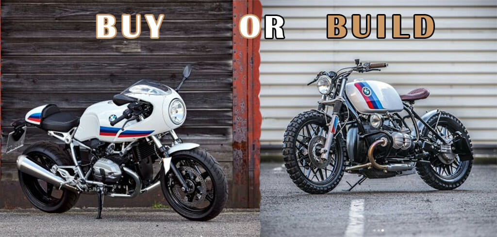 Should You Build a Bike or Buy Your Own?