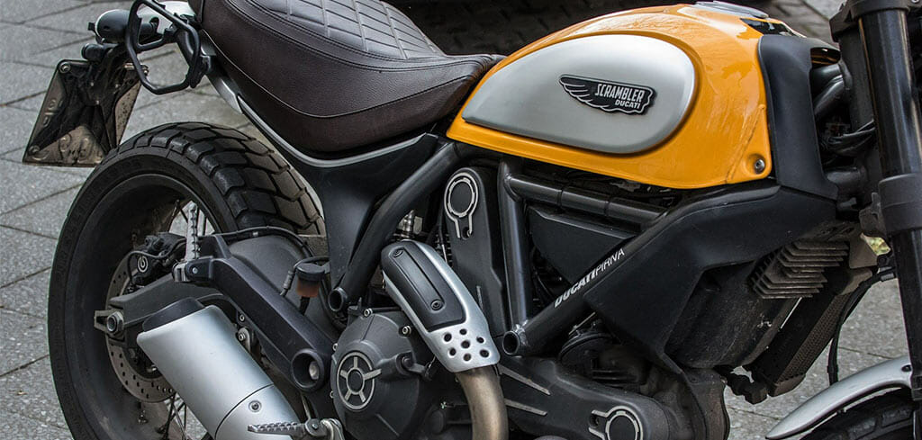 Is the Ducati Scrambler a good beginner bike?