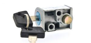 Motorcycle Ignition Lock